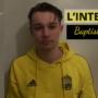 Baptiste Imbert  :«Je vis mes plus belles années ici à l'ES Veauche.»